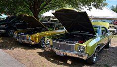 1971 Chevy Monte Carlos