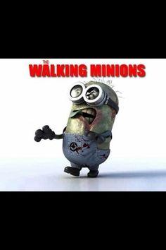 The Walking Minions