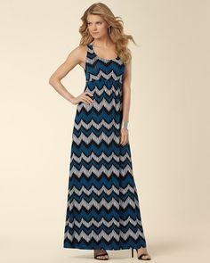 Soma Intimates Knotted Back Maxi Dress #somaintimates