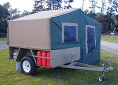 Off-Road Trailers - Page 17 - TwistedAndes Jeep Camping Trailer, Trailer Tent, Off Road Trailer, Camper Trailers, Off Road Camping, Camping Glamping, Diy Camping, Camping Survival, Adventure Jeep