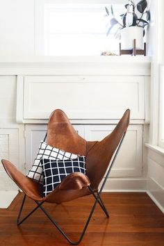 How to: Make These Simple + Stylish DIY Geometric Pillows | Curbly | Bloglovin'