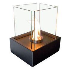 Nu-Flame Lampada Table Top Ethanol Fireplace (NF-T2LAA)