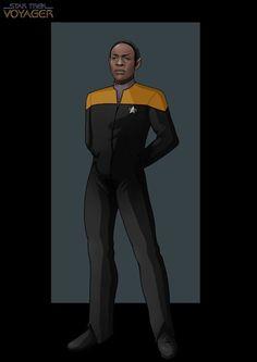 lieutenant commander tuvok by nightwing1975.deviantart.com on @deviantART