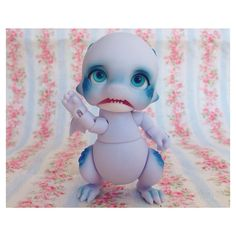 Aileen Doll Pico Dragon Violet -  Valiant By @Kistis