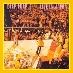 DEEP PURPLE 1972 Live In Japan