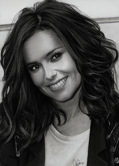 Cheryl Cole by Charlzton on DeviantArt
