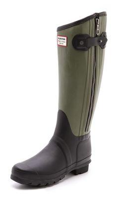 Hunter Boots Rag & Bone X Hunter Tall Boots.....I LOVE THESE!