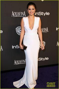 Resultado de imagen para Cara Delevingne, Selena Gomez, InStyle After Party