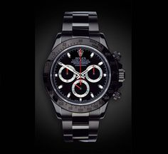 Black Diamond! Rolex Daytona Limited Edition