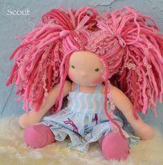 Pink hair - fab!