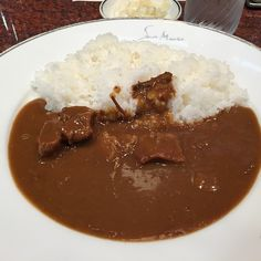 サンマルコ東武池袋店 - ビーフカレー - Foodspotting