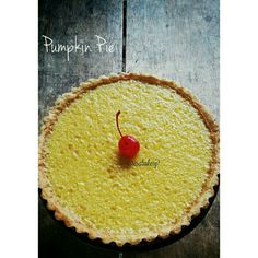 Pumpkin pie....delicious
