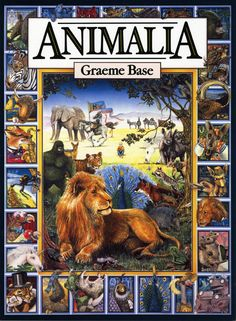 #100 - Animalia by Graeme Base