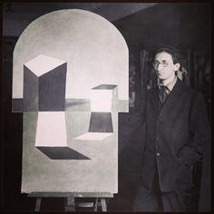 Peter Laszlo Peri at Der Sturm Gallery, early Constructivism, Abstraction, Art Constructivism, Historian, Abstract, Gallery, Harlem Renaissance, Fictional Characters, Bauhaus, Art Deco, House