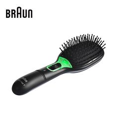 (49.99$)  Watch more here - http://aiqu4.worlditems.win/all/product.php?id=32460914496 - Braun Anion Comb Electric Brush Satin Hair 7 Restore Smoothness and Shine of the Hair with 2 AAA Batteries not include two color