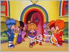 cartoon tv shows from the 80s | Los personajes principales de la serie