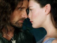Arwen and Aragorn (Arwagorn?) Is one OTP (Top Ten Tuesday: Top Ten Favorite Romances | Book Revels )