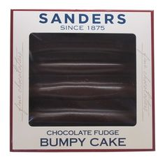 BUMPY CAKE!!! The best cake ever! The Milford Bakery in Milford Michigan makes a bumpy cupcake that is awesome!