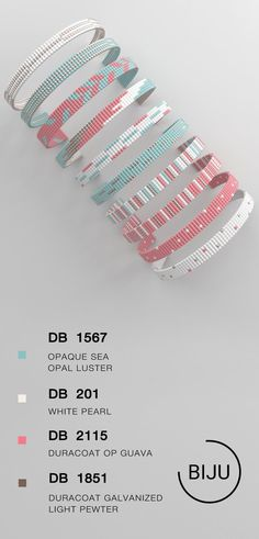 Loom bracelet pattern loom pattern miyuki pattern square stitch pattern pdf file pdf pattern cuff how computer science basics will help you learn coding faster 2020 Bead Embroidery Patterns, Bead Crochet Patterns, Beaded Embroidery, Beading Patterns, Beading Ideas, Knitting Patterns, Mosaic Patterns, Art Patterns, Color Patterns