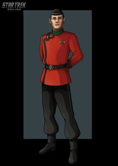 lieutenant solkar - commission by nightwing1975 on DeviantArt