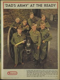Issue: 4 Mar 1970 - The Australian Women's Week. Dad's Army, Home Guard, Rule Britannia, Boys Are Stupid, Comedy Series, National Treasure, Dads, It Cast, Books