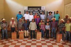 -40 ganaderos beneficiados por este programa En Ahuacatlán de Guadalupe, Pinal de Amoles, Qro. El día 10 de septiembre del...