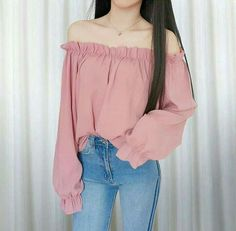 Gorgeous Clothes for korean fashion trends 599 Korean Girl Fashion, Korean Fashion Trends, Ulzzang Fashion, Korean Street Fashion, Korea Fashion, Cute Asian Fashion, Girly Outfits, Cute Casual Outfits, Fashion Outfits