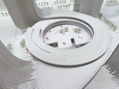 """Gallery - """"Fangda Business Headquarters"""" Winning Entry / Huasen Architects - 20"""