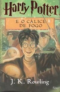 Harry Potter e o Cálice de Fogo, Vol. 4 - J. K. Rowling