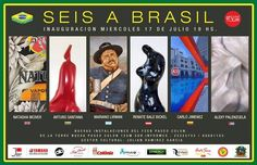 Brasil! En el Art City Tour #costarica