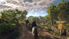 The Witcher 3 (Herstellerscreenshots von der gamescom 2014)