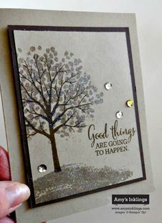 Good Things Are Going to Happen at Amy's Inklings with Amy Whelan, Stampin' Up! Independent Consultant