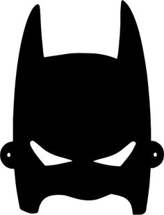 The Craft Chop shares SVG files, digital papers, tutorials and resources. Batman Silhouette, Silhouette Clip Art, Silhouette Projects, Batman Birthday, Batman Party, Lego Batman, Batman Room, Batman Mask Template, Batman Crafts