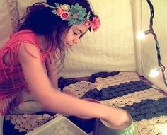 lori marie, pretty little things head bands. in love!