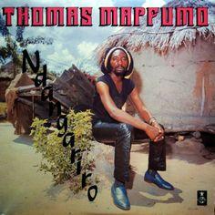 Thomas Mapfumo & the Blacks Unlimited Ndangariro, Gramma/Earth Works/Carthage 1983