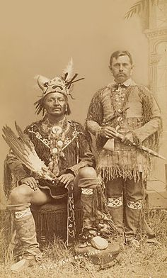 Two Caddo Chiefs