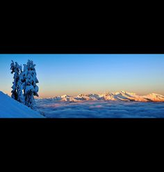 Tantalus above the Clouds - Christopher M.