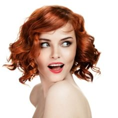 Short scrunched hair for women with thin hair! More great styles to choose from.