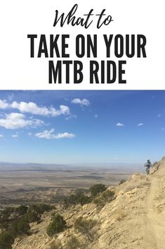 Gear and safety items to take on your mountain bike rides. 2018 edition.