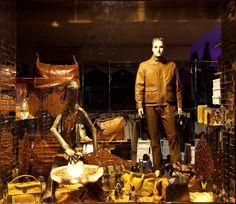 Vitrine Couscou: Galerie Birkmeyer à Marrakech
