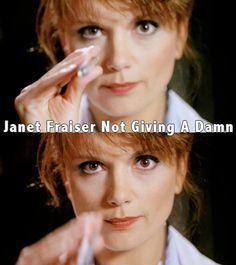 Janet Fraiser in Window of Opportunity