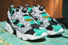 5 points out of 5 for Reebok Instapump Fury Lite. Great look, perfect fit thanks to built in pump technology. Premium materials. Perfect color way. And we cannot forget to mention the 20 years of history of this shoe.