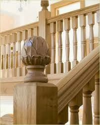 Newel caps are an attractive addition to posts for any staircases. We have range of staircase newel caps which are available in different shapes and sizes. Staircase Manufacturers, Newel Post Caps, Newel Posts, Wooden Stairs, Under Stairs, Urn, Stairways, Well Dressed, Fountain