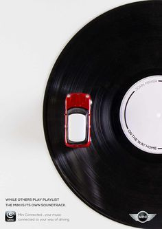 Mini Connected: Vinyl