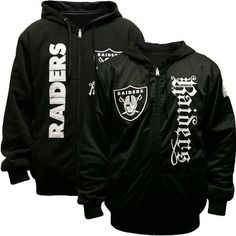 NFL Men's Oakland Raiders Heritage Reversible Hooded Sweatshirt (Black/Black) MTC, http://www.amazon.com/dp/B006GK4UJA/ref=cm_sw_r_pi_dp_-NsPqb10GCMF1HQ7