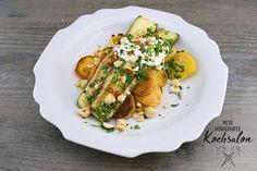 Pasta Carbonara, Zucchini, Gremolata, Vegetables, Recipes, Food, Inspiration, Apple, Yogurt