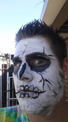 Have My Face Painted