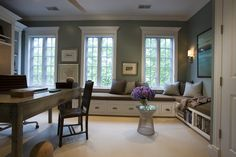 Home Office Photos Sewing Room Design, Pictures, Remodel, Decor and Ideas - page 21