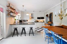 Ger En Fanta Kitchen Inspiration Pinterest Kitchens