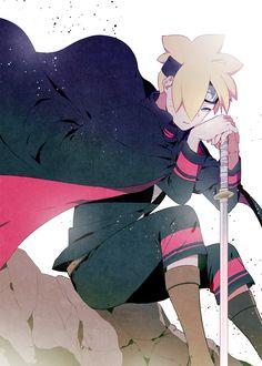 O Boruto ficou mas bonito que o     Naruto meu Deus olha só esse gostoso kkkkk